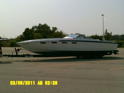 1981 Chris Craft Scorpion 390 <br/> Equipped with two new Chevy 454 big block engines.
