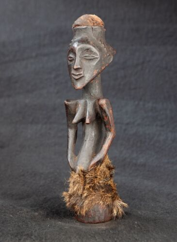 Bembe Magical Statue, D.R. Congo, Zambia, Central African Tribal Art