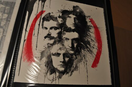 Mr Brainwash - Queen Product (Red) - 2014