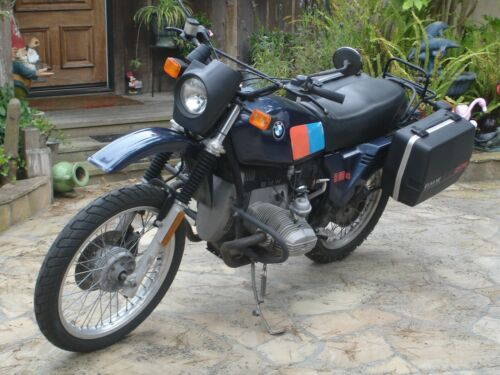 1981 BMW R-Series  VERY CLEAN EXAMPLE, ALL ORIGINAL/STOCK