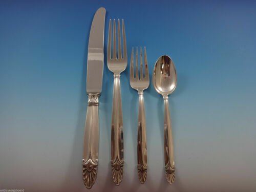 Empress by International Sterling Silver Regular Size Place Setting(s) 4pc