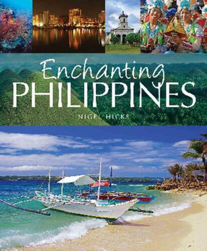 Enchanting Philippines by Nigel Hicks (English) Paperback Book Free Shipping!