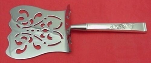 Classic Rose by Reed and Barton Sterling Silver Asparagus Server Hooded HHWS