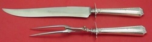 Colfax by Durgin-Gorham Sterling Silver Roast Carving Set 2pc