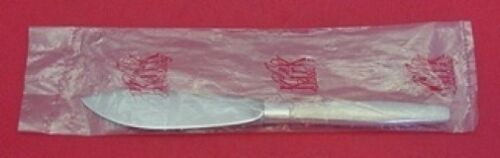 Florentine by Kirk Sterling Silver Master Butter Hollow Handle New