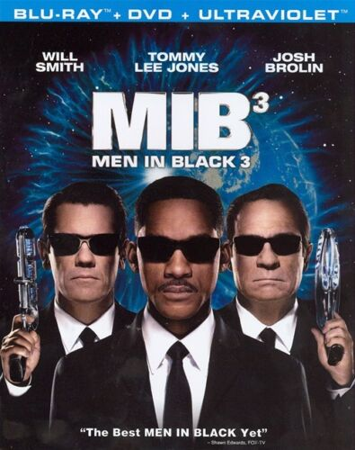 Men In Black 3 (Blu-ray - Disc Only)