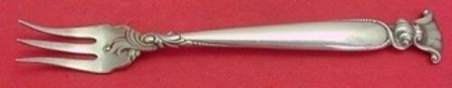"""Romance of the Sea by Wallace Sterling Silver Cocktail Fork 5 1/2"""""""