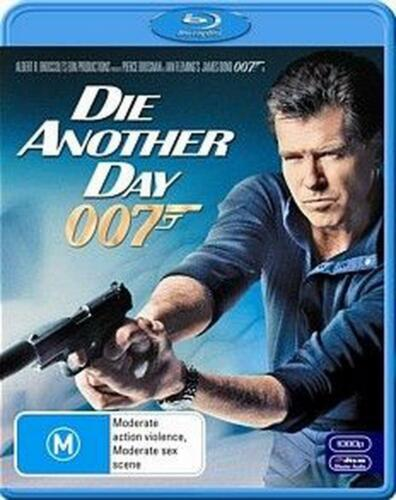 Die Another Day (2012 Re-release) - Blu Ray Region B Free Shipping!