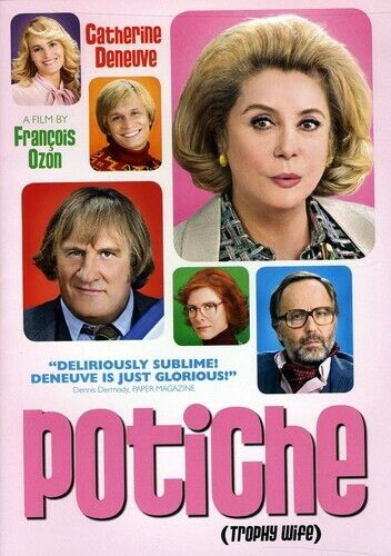 Potiche (2011, DVD NEW)