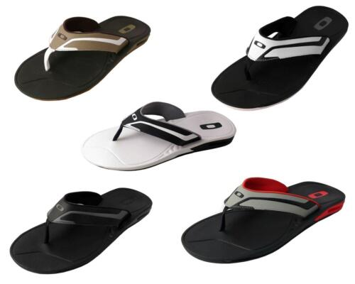 OAKLEY MENS HYPERCOIL SANDALS CHOICE OF COLOURS AND SIZES THONGS NEW