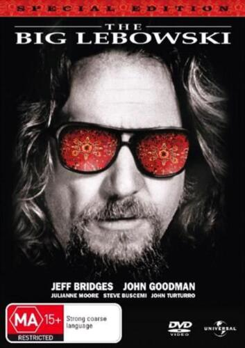 The Big Lebowski: Special Edition - DVD Region 2 Free Shipping!