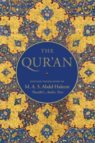 The Qur'an: English Translation and Parallel Arabic Text: English translation wi