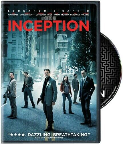 Inception (2011, DVD NEW)