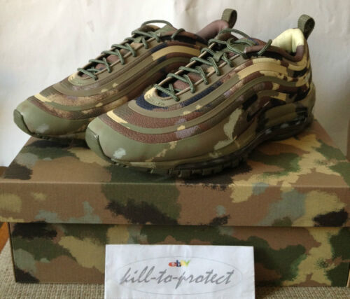 Nike Air Max 97 Country Camo Pack Germany EU45 in