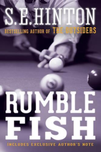 Rumble Fish by S.E. Hinton (English) Paperback Book Free Shipping!