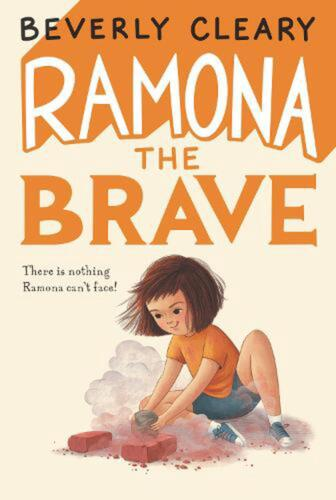 Ramona the Brave by Beverly Cleary (English) Paperback Book Free Shipping!