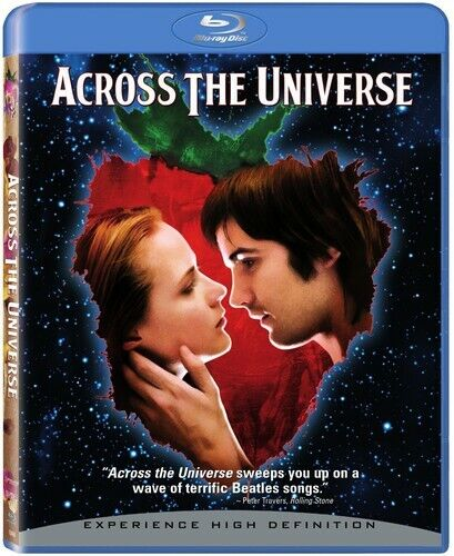 Across the Universe [New Blu-ray] Ac-3/Dolby Digital, Dolby, Dubbed, S