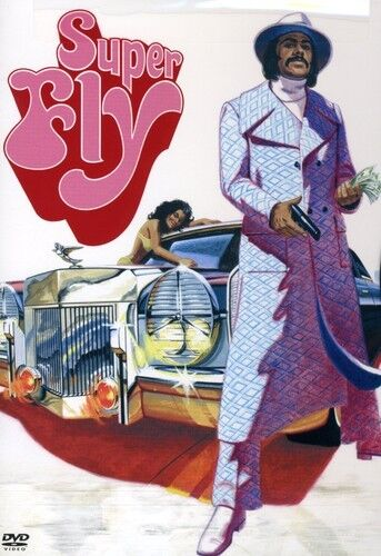 Superfly (2005, DVD NEW)