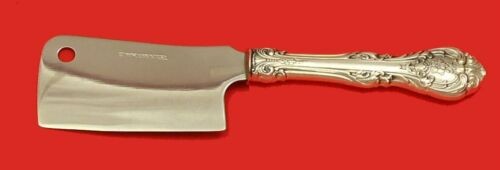 King Edward by Gorham Sterling Silver Cheese Cleaver Custom Made 6 1/2""