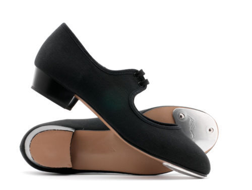 """Ladies KATZ White Character Stage Showtime Dance Shoes 2/"""" Heel SLIGHT SECONDS"""