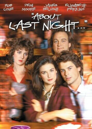 About Last Night... [WS] (2010, DVD NEW)