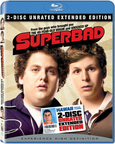 [BLU-RAY/A NEW] SUPERBAD