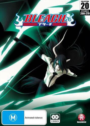 Bleach : Season 20 : Eps 268-279 - DVD Region 4 Free Shipping!