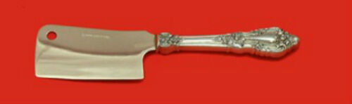 Eloquence by Lunt Sterling Silver Cheese Cleaver HHWS  Custom Made 6 1/2""