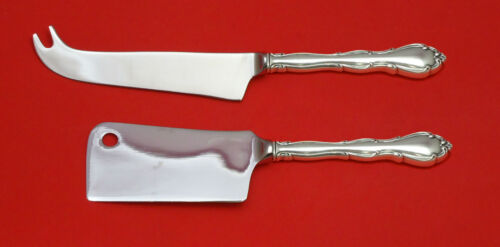 Fontana by Towle Sterling Silver Cheese Server Serving Set 2pc HHWS  Custom Made
