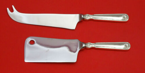 Shell and Thread by Tiffany & Co. Sterling Silver Cheese Serving Set 2pc Custom
