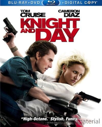 Knight and Day (Blu-ray - Region A)