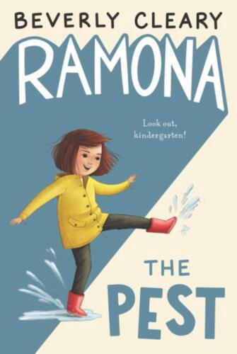 Ramona the Pest by Beverly Cleary (English) Paperback Book Free Shipping!