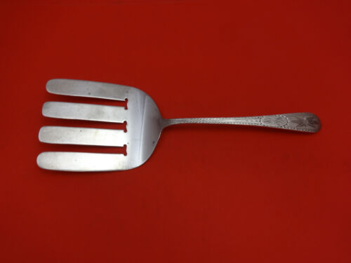 """Pointed Antique Eng by Dominick & Haff Sterling Asparagus Fork 9 1/4"""""""