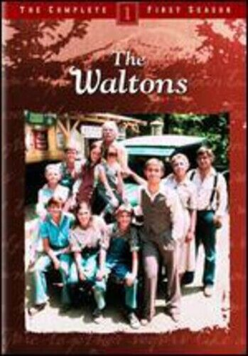 Waltons: The Complete First Season [5 Discs] (2012, DVD NEW)