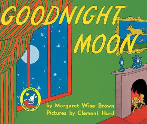 Goodnight Moon by Margaret Wise Brown (English) Paperback Book Free Shipping!