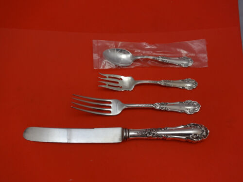 Marcell by International Sterling Silver Dinner Set 4pc
