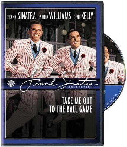 [DVD NTSC/1 NEW] TAKE ME OUT TO THE BALL GAME