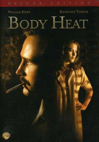 Body Heat [Deluxe Edition] (2006, DVD NEW)