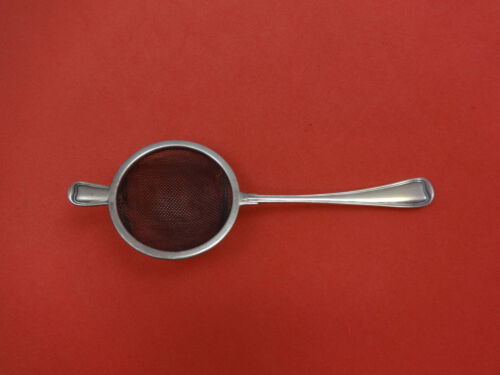 """Old French by Gorham Sterling Silver Tea Strainer 6 1/2"""""""
