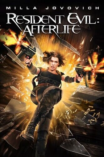 Resident Evil: Afterlife (2010, DVD NEW) WS