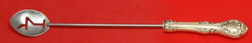 King Edward by Gorham Sterling Silver Martini Spoon HHWS  Custom Made 10""