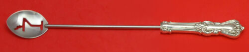 MARLBOROUGH BY REED & BARTON STERLING MARTINI SPOON HHWS CUSTOM MADE APPROX. 10""