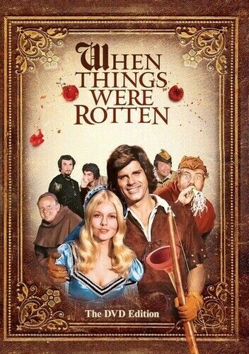 When Things Were Rotten (2013, DVD NEW)