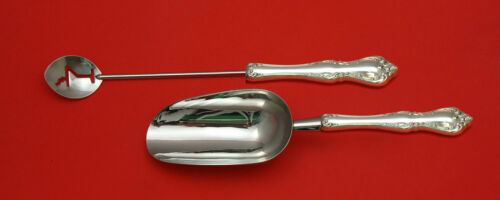 Debussy by Towle Sterling Silver Bar Set 2pc HHWS  Custom Made