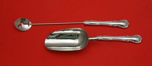 French Provincial by Towle Sterling Silver Bar Set 2pc HHWS  Custom Made