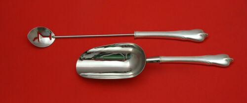 Grand Colonial by Wallace Sterling Silver Bar Set 2pc HHWS  Custom Made