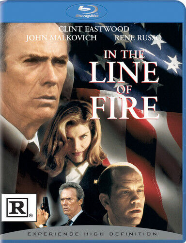 In the Line of Fire (2010, Blu-ray NEW)