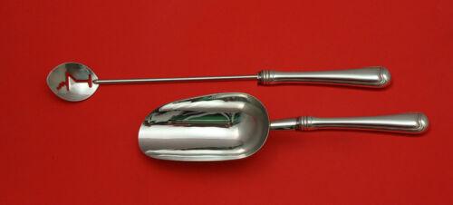 Old French by Gorham Sterling Silver Bar Set 2pc HHWS  Custom Made