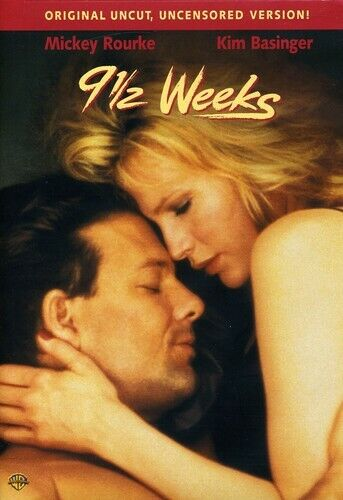 9 1/2 Weeks [P&S] [Director's Cut] (2009, DVD NEW)