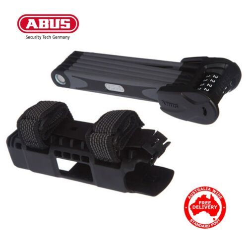 Bicycle Bike Locks Scooter Lock Cable-ABUS-German Quality-210185BLK-Free Post